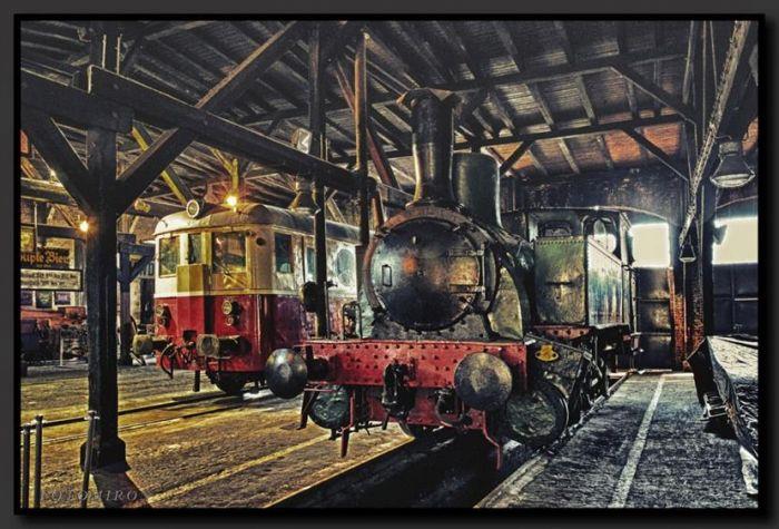Muzeum Przemysłu I Kolejnictwa Na śląsku Pomysły Na