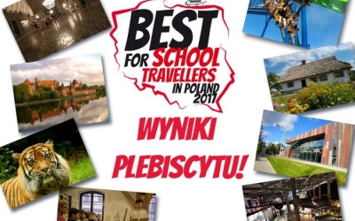 Wyniki Plebiscytu Best for School Travellers in...